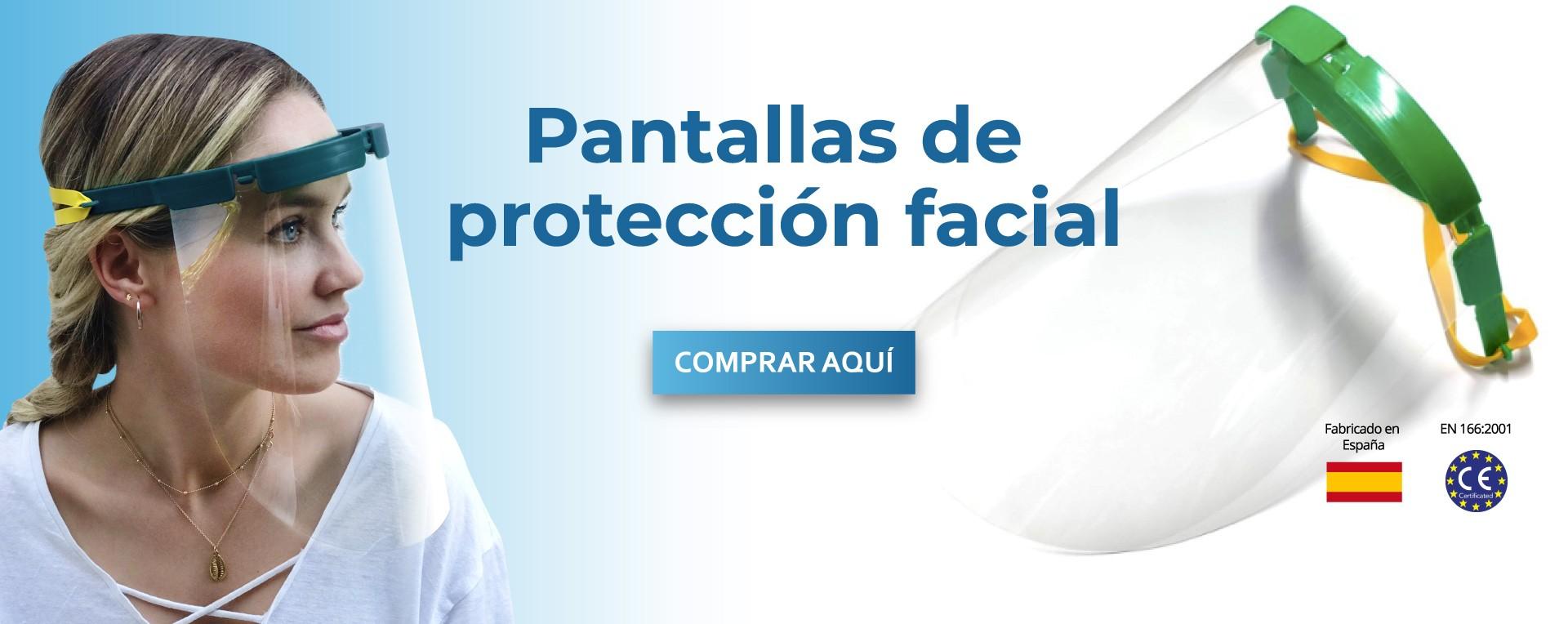 Pantalla de protección